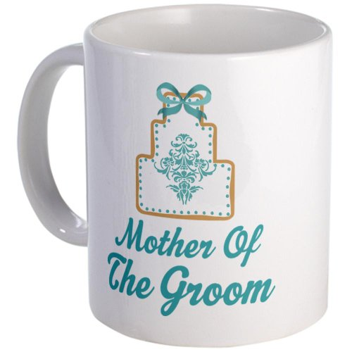 Cafepress Mother Of The Groom Wedding Cake Mug - Standard