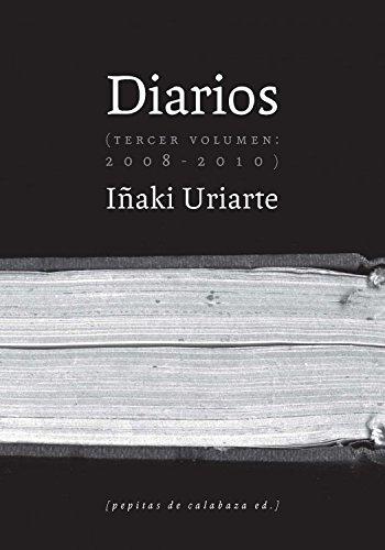 Diarios (2008-2010) - Volumen 3