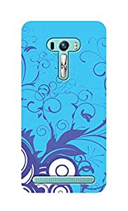SWAG my CASE Printed Back Cover for Asus ZenFone Selfie