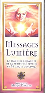Messages Lumiere - Jeu de 54 Cartes