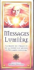 Messages Lumiere - Jeu de 54 Cartes
