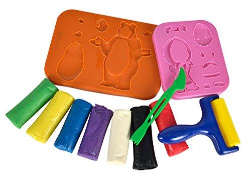 109302549-masha-set-pasta-da-modellare-con-7-stick-e-accessori-colori-assortiti