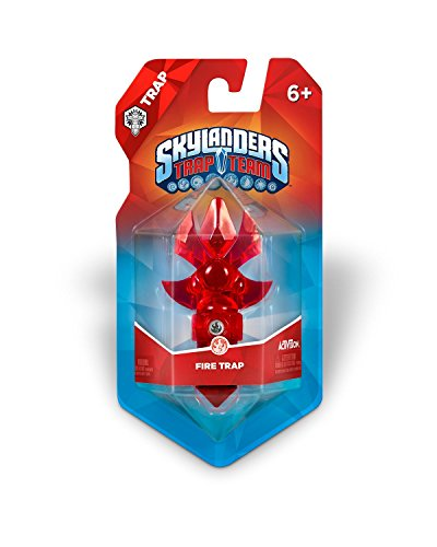 Skylanders Trap Team: Fire Element Trap Pack - 1