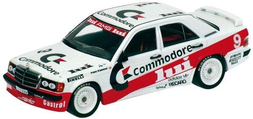 Minichamps 400863509 - Mercedes-Benz 190E 2.3-16 - Commodore, Team Marko RSM, Maßstab: 1:43