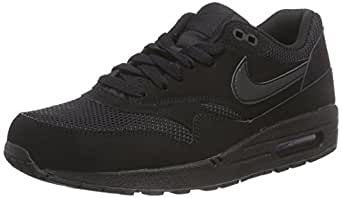 Nike Men's Air Max 1 Essential Black/Black Running Shoe 9 Men US