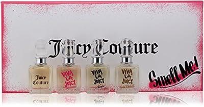 Juicy Couture Deluxe Miniature Coffret Fragrance Set