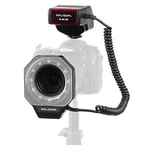 Soligor 58770 maletín para portatil - Accesorio para cámara (20 mm, 90 g, 92 mm, 112 mm, Negro, Blanco) , color: Black,White (importado)