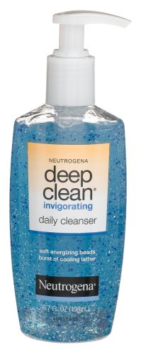 Neutrogena Deep Clean Invigorating Daily Cleanser, 6.7 Ounce (Pack Of 3) front-259049