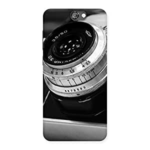 Cool Camera Vintage Back Case Cover for HTC One A9