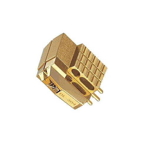 Denon DL-304 MC (Moving Coil) Phono Cartridge for Turntable Tonearm