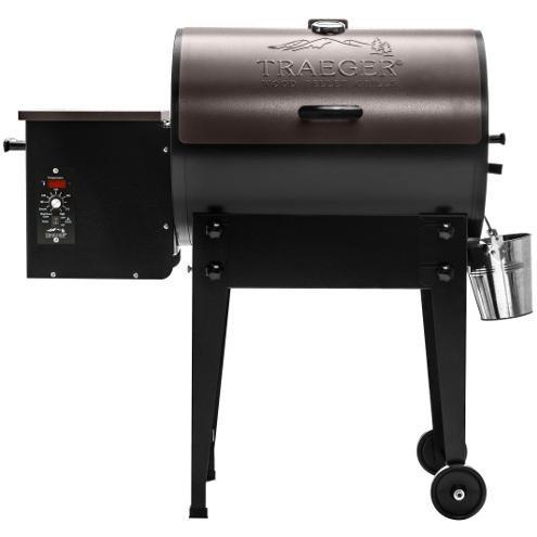 Traeger Pellet Grills BBQ155.01 19.5K BTU Pellet Grill (Traeger Smoker Pellets compare prices)