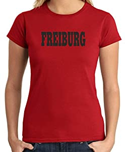 Cotton Island - T-shirt Frauen WC0806 FREIBURG GERMANY CITY