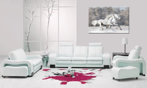 Startonight canvas wall art horses running fast horses for What kind of paint to use on kitchen cabinets for ready to hang canvas wall art