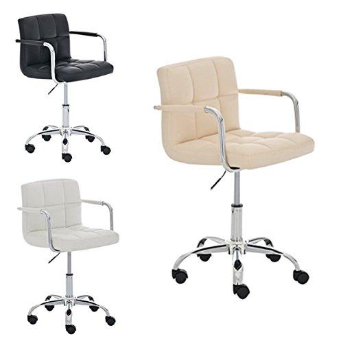 CLP-bequemer-Brostuhl-LUCY-mit-sehr-hochwertiger-Polsterung-Sitzhhe-48-58-cm-aus-bis-zu-3-Polsterfarben-whlen-creme