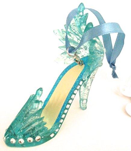 Elsa from Frozen Shoe Figurine Ornament