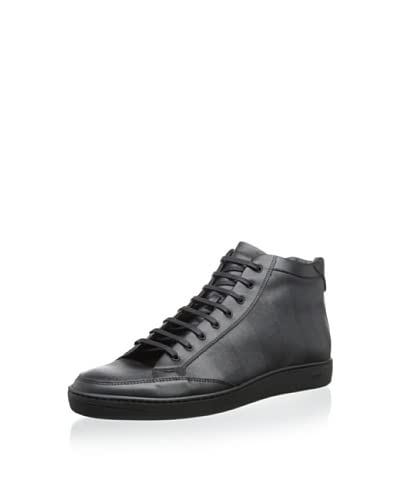 Fendi Men's Striped Lace-Up Sneaker