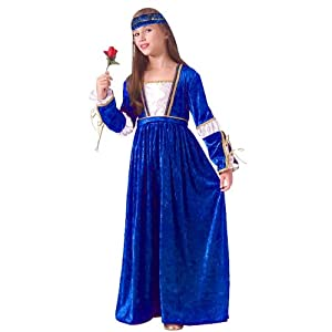 Juliet Renaissance Kids Costume