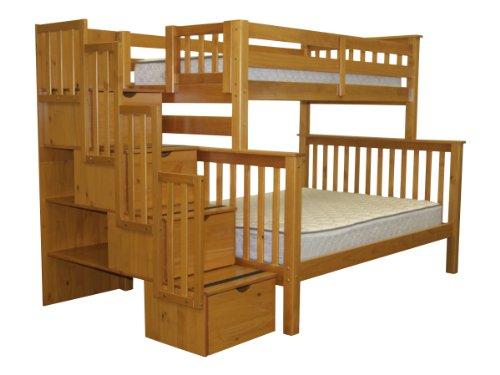 Bedz King Bunk Bed 4641 front