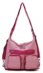 Scarleton Dual Function Shoulder Bag H153412 - Rose