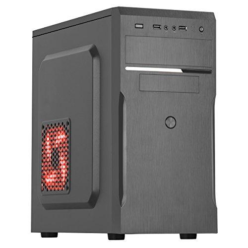 CiT MX-A05 Boîtier PC microATX Noir 500W