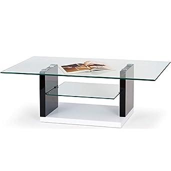 table verre zebra. Black Bedroom Furniture Sets. Home Design Ideas