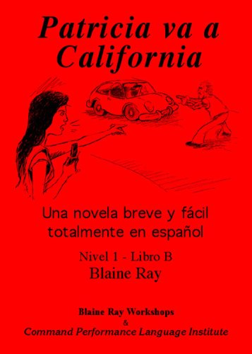 Patricia va a California Spanish Edition092991516X : image