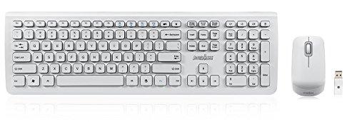 Perixx Desktop PERIDUO-703W Wireless UK Tastatur