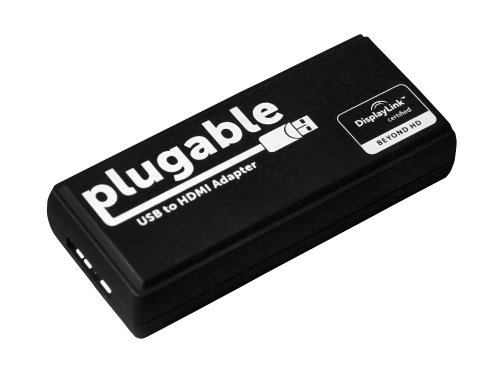 Plugable USB 3.0 HDMI Adapter