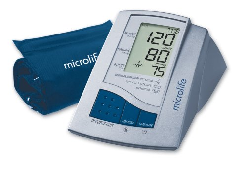 Cheap Microlife 3BTO-APC Advanced Automatic Blood Pressure Monitor (BP3BTO-APC)