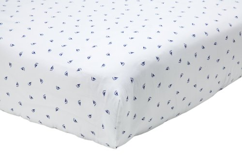 Nautica Kids William Crib Sheet