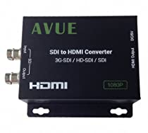AVUE SDI TO HDMI Converter Support 3G-SDI / HD-SDI / SDI