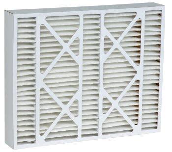 16x25x5 (15.88x24.75x4.38) MERV 8 Carrier Replacement Filter w/One .63x1x24.75 Inch Foam Strip Per F