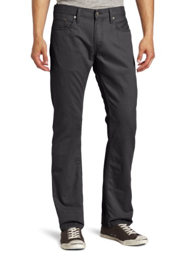 Levi's Men's 514  Straight Leg Twill Pant, Graphite, 35x30 (35 30 Pants compare prices)