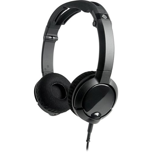 Brand New Steelseries Flux Gaming Headset-Black
