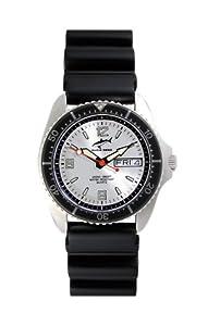 Chris Benz One Medium CBM-SI-SW-KB Unisex Diving Watch