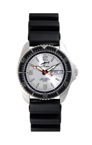Chris Benz One Medium CBM-SI-SW-KB Reloj unisex Reloj de Buceo