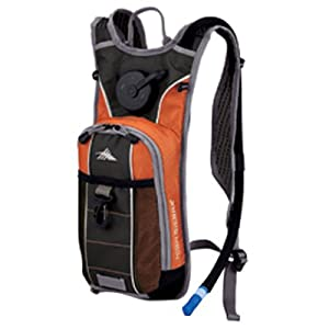 High Sierra Soaker 70 Hydration Pack-Flash Red/Graphite