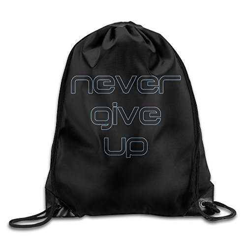 Carina Never Give Up Fashion Port Bag One Size