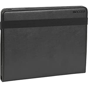 Incase CL57923 Convertible Book Jacket for the Apple iPad 2 (Black)