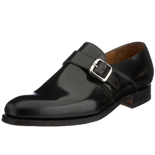 John Spencer Men's Watford Oxford Black 6832 9.5 UK