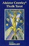Tarotkarten, Thoth Tarot Karten De-Luxe-Ausgabe (extra große Karten, 95 x 140 mm)