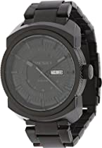 Diesel Watches Advanced (Black/Black)