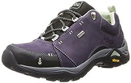 Ahnu Women\'s Montara II Hiking Shoe, Nightshade, 8 M US
