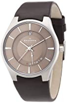 Skagen 989XLSLD Mens All Brown Watch