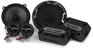MTX Audio TX5 Thunder Axe Component Speakers - Set of 4