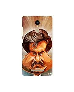 Kabali2 Phone case for redmi note 3 by paintcollar.com