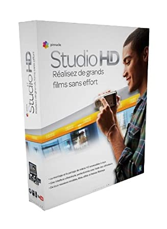 Pinnacle Studio HD - version 14
