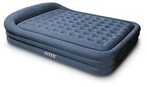 Intex Comfort Frame Rising Comfort Queen Airbed