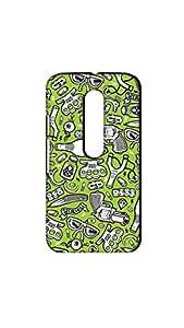 Multil Designer Stylish Mobile Case/Cover For Moto G3
