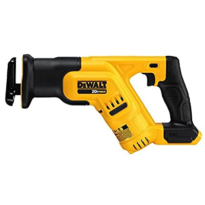 DEWALT DCS387B 20-volt MAX Compact Reciprocating Saw with Tool by DEWF9